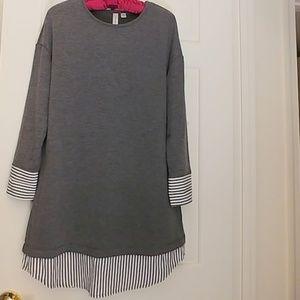 💥Tasera dress Sz S. New. Very soft